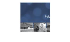 POLYMAT - Model G3 - Natural Ventilation System Brochure