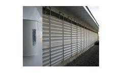 POLYMAT - Model G3 - Natural Ventilation System