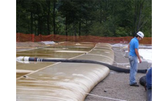 Geotextile Tubes Can Speed Up The Process Of Dewatering Waste & Sludge