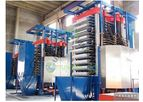 Uniwin - Model BLZG Series - Automatic Vertical Filter Press