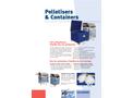 CRYONOMIC CIP-4 Series Dry Ice Machines & Dry Ice Storage Brochure