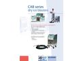 CAB Blaster, Guns and Options Brochure