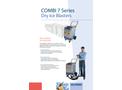 COMBI Dry Ice Grit Blasters -  Blaster with Abrasive Module Brochure