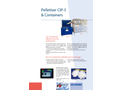 CIP5 and CIC Dry Ice Containers Brochure