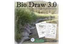 Biodraw - Version 3.0 - Biotechnical Soil Stabilization