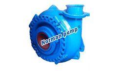 Norman - Model NS(G) Series - Sand (Gravel) Pump