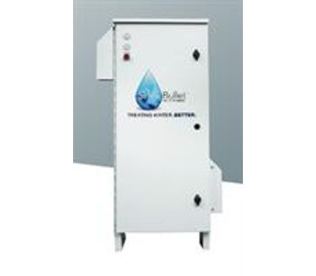 Silver Bullet - Model CT - Advanced Oxidation Process System for Data Center Cooling Water