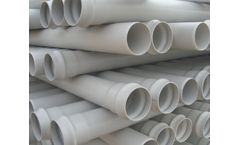 Akplas - PVC Clean Water Pipes