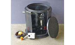 MiniMatic - Below Ground Sewage Pumping Station