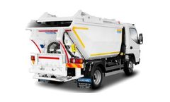 HidroMak - Maxi Tipper for Narrow Street