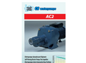 Model AC1 RC - Self-Priming Centrifugal Electric Pumps Brochure