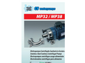 Model MP32-MP38 - Sanitary Centrifugal Pumps Brochure