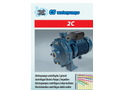 Model 2C - Two Impeller Centrifugal Pumps Brochure