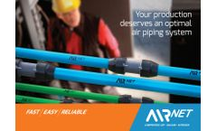 AIRnet - Piping System - Brochure