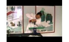 Atp - Avanzate Tecnologie Plastiche S.r.l. - Saddle Welding Video