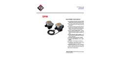 Spin - Electronic Flow Switch Brochure