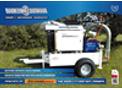 Innovative Engine-Pump Units with Radiator- Brochure
