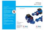MONO - Model CML 243 110V - Progressive Cavity Pump Brochure