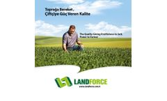 Landforce Agricultural Machinery Plant Products - Catalogue