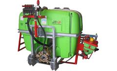 Petta GP - Model LSA Series - Low Pressure Mounted Weed Sprayers