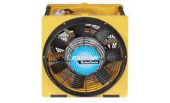 Ramfan - Model EFi50/EFi120/EFi150 0.5/1.2/1.5hp - Electric Blower/Exhauster