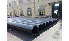 Huayang - Model LSAW - Low & Medium Pressure Steel Pipe
