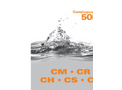 Model CB 100 - Two Impeller Centrifugal Pumps Brochure
