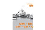 Model CB 100 - Two Impeller Centrifugal Pumps Brochure