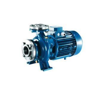 normalizzate - Model CM - Monobloc Horizontal Centrifugal Pumps