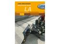 Model LA - Angledozer Blade Brochure