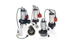 ACUA - Model PV GR - A - R  - Drainage Pumps