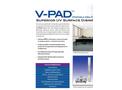 V-Pad - Mobile Room Sanitizer - Brochure