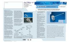 ALTRU-V - V-Strike Series - UVC Lamp and Fixture System - Brochure