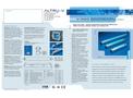 Model V-Mod - Modular and Cost Effective HVAC Coil Maintanance Tool Brochure