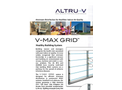 V-Max Grid - Mechanical Support System – Brochure