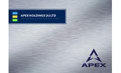 Apex Holdings (A) Ltd Brochure