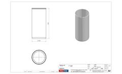 Polidas - Model T 100 - Polyethylene Salt Tanks Brochure