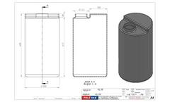 Polidas - Model KL 50 - Polyethylene Chlorine Tanks - Brochure