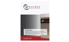 Evodos - 50 - Spiral Plate Technology Brochure