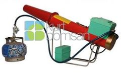 Kurtbomsan - Model KBS E1 - Electronic Bird Scarer Machine