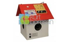 Kurtbomsan - Model KBS S1 - Battery Powered Ultrasonic Bird Scaring Device