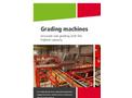 Grading Machines Brochure