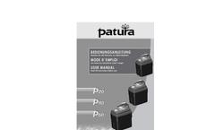 Patura - Model P 20 - 9 Volt Battery Energisers - Brochure