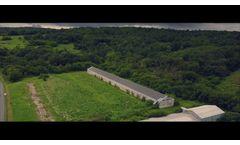 Solar Farm: Buskirk, NY at Wilmot Family Farms - Video