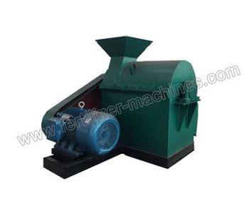 Azeus - Model AZS-BSFS - High Moisture Raw Material Crusher Machine