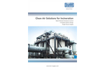 Dürr Megtec – Clean Air Solutions for Incineration – Brochure