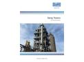 Dürr Megtec - Spray Towers for Acid Gas Absorption - Brochure