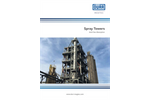 Dürr Megtec – Spray Towers for Acid Gas Absorption – Brochure