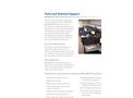 Dürr Megtec – Parts and Technical Support Services – Brochure