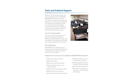 Dürr Megtec – Parts and Technical Support Services – Brochure